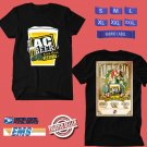 CONCERT 2019 ATLANTIC CITY BEER  FESTIVAL BLACK TEE DATES CODE EP01