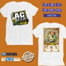 CONCERT 2019 ATLANTIC CITY BEER  FESTIVAL WHITE TEE DATES CODE EP01