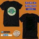 CONCERT 2019 POT OF GOLD  FESTIVAL BLACK TEE DATES CODE EP01