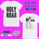 CONCERT 2019 CHRIS TOMLIN HOLY ROAR TOUR WHITE TEE DATES CODE EP01