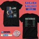 CONCERT 2019 AN EVENING WITH MIKE GORDON TOUR BLACK TEE DATES CODE EP02