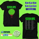 CONCERT 2019 CITIZEN COPE HEROIN AND HELICOPTERS TOUR BLACK TEE DATES CODE EP01