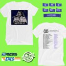CONCERT 2019 EARL SWEATSHIRT SOME RAP SONGS TOUR WHITE TEE DATES CODE EP02