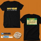 CONCERT 2019 DAYS ON THE GREEN MUSIC FESTIVAL BLACK TEE LINEUP CODE EP02