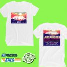 CONCERT 2019 FORTRESS MUSIC FESTIVAL WHITE TEE LINEUP CODE EP01