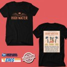 CONCERT 2019 HIGH WATER MUSIC FESTIVAL BLACK TEE LINEUP CODE EP02