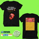 CONCERT 2019 NEW ORLEANS JAZZ AND HERITAGE FESTIVAL BLACK TEE LINEUP CODE EP01
