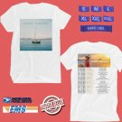CONCERT 2019 KENNY CHESNEY SONGS FOR THE SAINT TOUR WHITE TEE DATES CODE EP01
