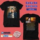 CONCERT 2019 MARCO ANTONIO SOLIS Y LA HISOTRIA CONTINUA USA TOUR BLACK TEE DATES CODE EP01
