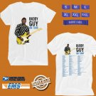 CONCERT 2019  BUDDY GUY ON TOUR WHITE TEE DATES CODE EP01