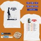 CONCERT 2019 GARY CLARK JR TOUR WHITE TEE DATES CODE EP01