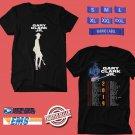 CONCERT 2019 GARY CLARK JR TOUR BLACK TEE DATES CODE EP01