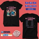 CONCERT 2019 BLACKPINK IN YOUR AREA:NORTH AMERICA TOUR BLACK TEE DATES CODE EP01