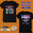 CONCERT 2019 BLACKPINK IN YOUR AREA:AUSTRALIA TOUR BLACK TEE DATES CODE EP01