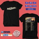CONCERT 2019 BOB SEGER ROLL ME AWAY THE FINAL TOUR BLACK TEE DATES CODE EP01