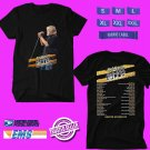 CONCERT 2019 BOB SEGER ROLL ME AWAY THE FINAL TOUR BLACK TEE DATES CODE EP03