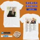 CONCERT 2019 JOAN BAEZ FARE THEE WELL TOUR WHITE TEE DATES CODE EP01