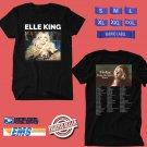 CONCERT 2019 ELLE KING SHAKE THE SPIRIT TOUR BLACK TEE DATES CODE EP02