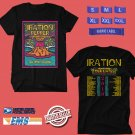 CONCERT 2019 IRATION LIVE FROM PARADISE TOUR BLACK TEE DATES CODE EP02