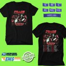 CONCERT 2019 FALLING IN REVERSE EPISODE III TOUR BLACK TEE DATES CODE EP01