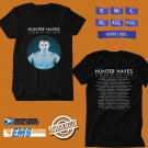 CONCERT 2019 HUNTER HAYES CLOSER TO YOU TOUR BLACK TEE DATES CODE EP02