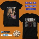 CONCERT 2019 MELISSA ETHERIDGE THE MEDICINE SHOW TOUR BLACK TEE DATES CODE EP01