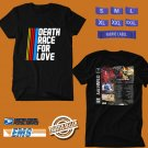 CONCERT 2019 JUICE WRLD DEATHRACE FOR LOVE TOUR BLACK TEE DATES CODE EP01