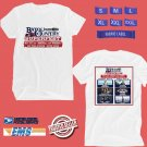 CONCERT 2019 BAYOU COUNTRY SUPERFEST WHITE TEE DATES CODE EP01