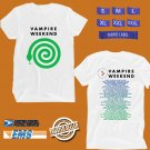 CONCERT 2019 VAMPIRE WEEKEND FATHER OF THE BRIDE N.AMERICA WHITE TEE DATES CODE EP02