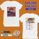 CONCERT 2019 SLIGHTLY STOOPID HOW I SPENT VACATION SUMMER WHITE TEE DATES CODE EP01