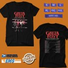 CONCERT 2019 GRETA VAN FLEET MARCH OF THE PEACEFUL ARMY USA BLACK TEE DATES CODE EP01