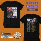 CONCERT 2019 RINGO STARR THE 30TH ANNIV ALL STAR BAND N.AMERICA BLACK TEE DATES CODE EP01