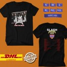 CONCERT 2019 SLASH feat MYLES KENNEDY&THE CONSPIRATORS BLACK TEE DATES CODE EP02