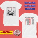 CONCERT 2019 BACKSTREET BOYS DNA ON NORTH AMERICA WHITE TEE DATES CODE EP01