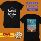 MUSIC FESTIVAL 2019 OF BASS CANYON ON AUGUST BLACK TEE LINEUP CODE EP01