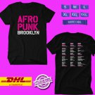 MUSIC FESTIVAL 2019 OF AFROPUNK BROOKLYN ON AUGUST BLACK TEE LINEUP CODE EP01