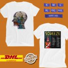 CONCERT 2019  SQUEEZE THE SQUEEZE SONGBOOK TOUR WHITE TEE DATES CODE EP01
