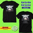 CONCERT 2020 BABYMETAL METAL GALAXY U.KINGDOM TOUR BLACK TEE LINEUP CODE EP02