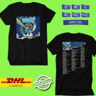 CONCERT 2019 THE MOTET SPEED OF LIGHT TOUR BLACK TEE LINEUP CODE EP01