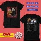 TOUR 2019 BOB DYLAN AND HIS BAND IN CONCERT BLACK TEE W LINEUP CODE EP01