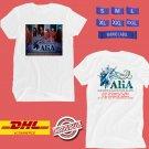 TOUR 2020 ALIA ALIALIVE2020 AROUND THE WORLD TOUR WHITE TEE W LINEUP CODE EP01
