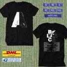 TOUR 2020 ARMIN VAN BUUREN BALANCE US TOUR BLACK TEE W DATES CODE EP01