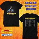 TOUR 2020 PAUL CARRACK THE 20/20 WORLD TOUR BLACK TEE W DATES CODE EP01