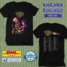 TOUR 2020 DARYL HALL AND JOHN OATES LIVE IN CONCERT BLACK TEE W DATES CODE EP03
