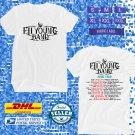 TOUR 2020 ELI YOUNG BAND WHITE TEE W DATES CODE EP01