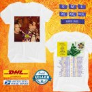 TOUR 2020 THEY MIGHT BE GIANTS 30TH ANNIV FLOOD ALBUM WHITE T SHIRT W DATES CODE EP01