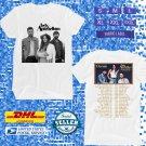 TOUR 2020 LADY ANTEBELLUM OCEAN ALBUM TOUR WHITE TEE SHIRT W DATES CODE EP01