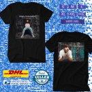 TOUR 2021 LOUIS TOMLINSON WORLD TOUR BLACK TEE SHIRT W DATES CODE EP02