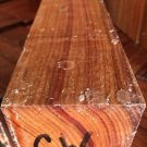 Exotic Canarywood woodturning Stock 3x3x12 Lathe Lumber Bowl Blank Peppermils Game Calls Scales