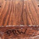 Patagonian Rosewood Bowl Blank 6x6x3 Lathe Woodturning Game Calls Handles Wood